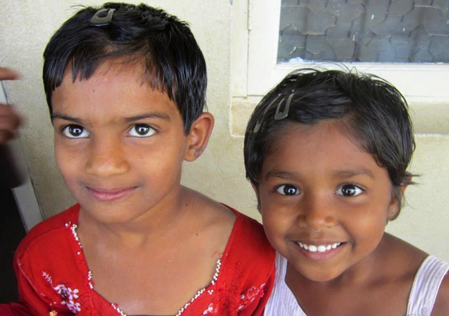 Meet Anu and Shrisha.